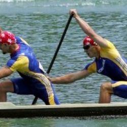 Carp şi Mihalachi, argint la Campionatele Europene de Kaiac-canoe