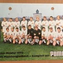 8. Bundesliga ca istorie (1970-1971): Din nou Gladbach