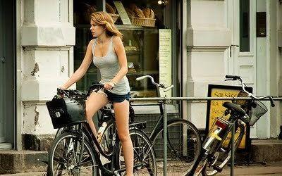 Numărul mare de biciclete din trafic scade rata accidentelor