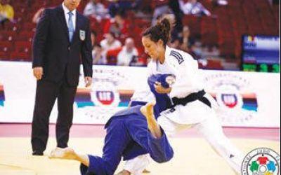 Week-end plin de medalii pentru judoka români in străinătate