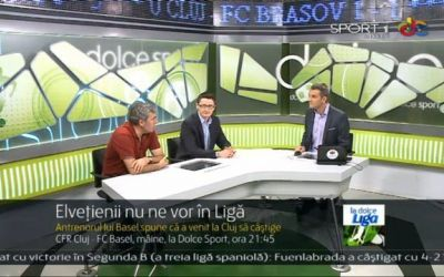 Dolce Sport va transmite 4 meciuri pe etapă din Liga 1
