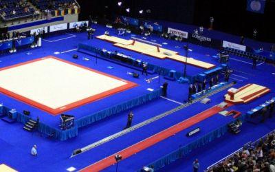 TVR transmite în direct Campionatele Mondiale de gimnastică de la Nanning