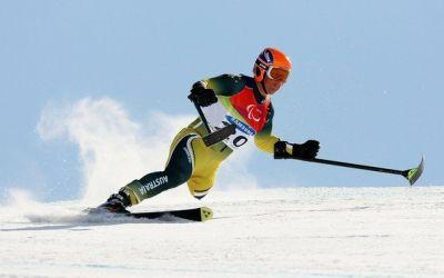 Povestea campionului paralimpic Michael Milton, inclus in Hall of Fame-ul sportului australian
