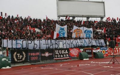 Zeci de ultrași, arestați după derby-ul Bulgariei, Levski-ȚSKA Sofia