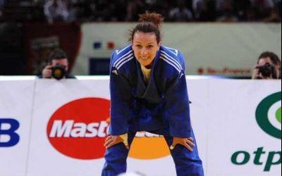 Judoka Andreea Chițu, sportivul anului la CSA Steaua