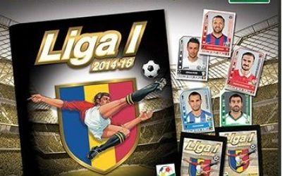LPF și Panini vor lansa primul album Liga 1