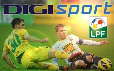 Amicalele selecționatei divizionare vor fi transmise de Digi Sport