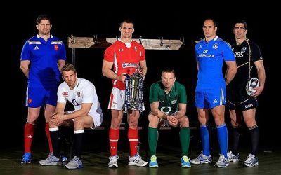 Turneul celor 6 Națiuni la rugby va fi transmis de Dolce Sport. Meciurile incep pe 6 februarie