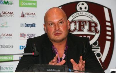"""Liviu Ganea: """"CFR Cluj a împrumutat cu 9 milioane de euro Look TV"""""""