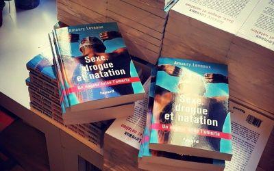"""Secretele din adâncuri: Amaury Leveaux, """"Sex, droguri si natație"""" !"""