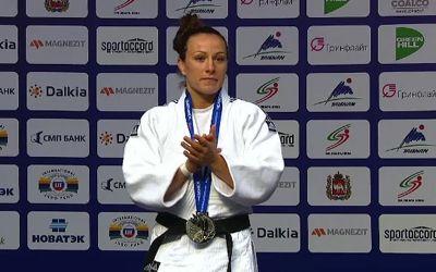 Andreea Chițu, medalie de aur la Grand-Prix-ul de la Zagreb