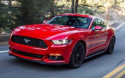 Peste 40 de români au comandat noul Ford Mustang