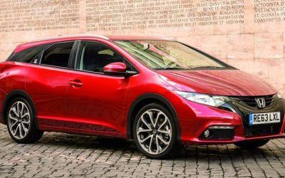 Honda Civic Tourer a stabilit un record mondial de consum