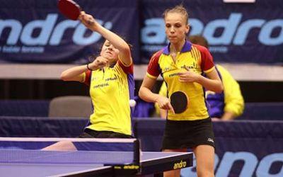 Echipa de junioare a României a cucerit aurul la Europenele de tenis de masă