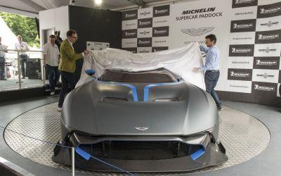 Viitorul e aici! Aston Martin prezinta Vulcan - comoara de 2.3 milioane de dolari