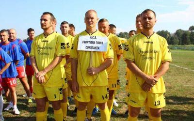 ACS Frontiera Tomis Constanţa a cucerit Cupa Federaţiei la oină