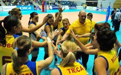 Dolce Sport transmite Campionatul European de volei feminin, la care participă și România