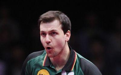 Timo Boll, principalul absent de la Europeanul de tenis de masă, care începe vineri