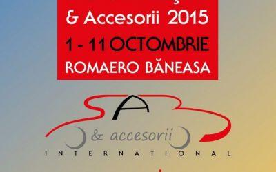Salonul Auto București debutează pe 1 octombrie