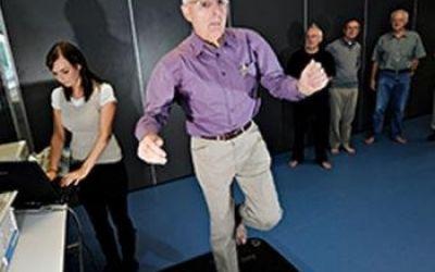 Studiu: Țopăitul la bătrânețe întărește oasele