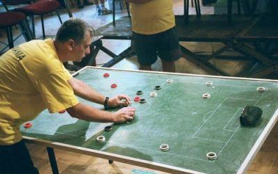 Sector Ball, fotbal de masă sau fotbal cu nasturi - sportul la care România este campioană mondială