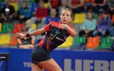 Eliza Samara este în finala probei de dublu de la Campionatele Europene