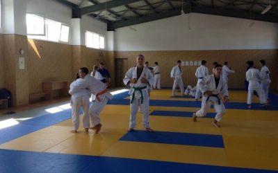 Competițiile de judo ale lunii octombrie