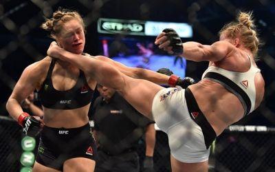Ronda Rousey, suspendată pentru 60 de zile