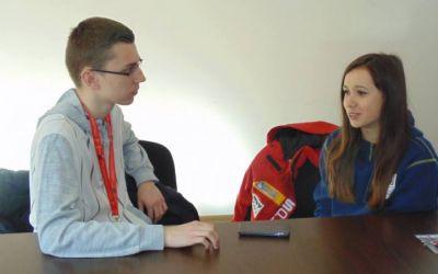 Interviu cu Diana Andreea Trâmbițaș