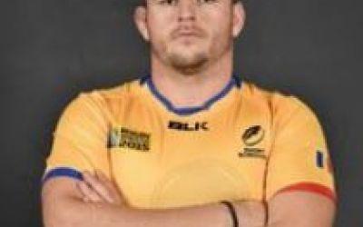 Un nou rugbyst român spre Hexagon: Alexandru Țăruș a semnat pe 2 ani cu Beziers