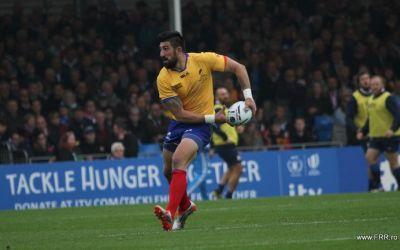 Bucureștiul găzduiește în iunie World Rugby Nations Cup