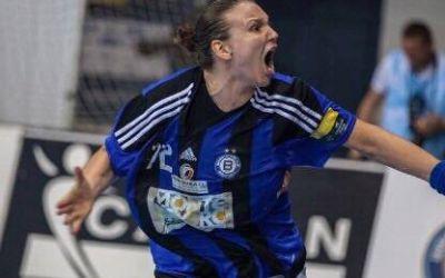 Interviu exclusiv cu Dragana Cvijic (Buducnost): Vom avea meciuri tari cu Baia Mare!