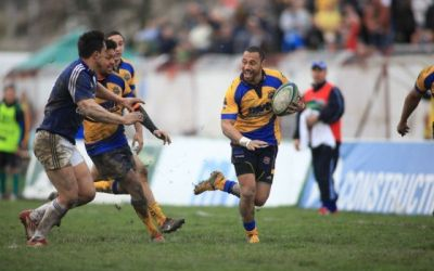 Etapa a II-a a Cupei României la Rugby