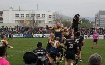Știința Baia Mare a câștigat pe terenul Timișoarei Saracens, în Cupa României