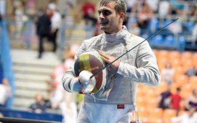 Sabrerul Tiberiu Dolniceanu s-a calificat la Jocurile Olimpice de la Rio de Janeiro