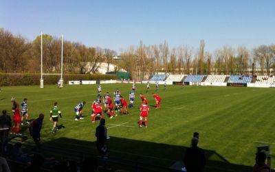 Rezultatele Etapei a III-a în Cupa României la Rugby