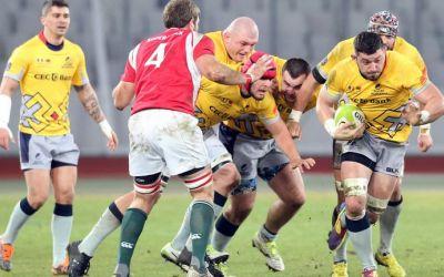 A fost stabilit programul meciurilor de la World Rugby Nations Cup (București)