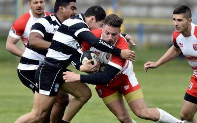 Cupa României la rugby, Etapa a 6-a