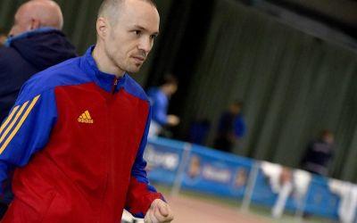 Radu Dărăban a devenit campion național la floretă masculin