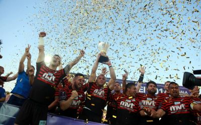 Timișoara Saracens a câștigat Cupa României la rugby