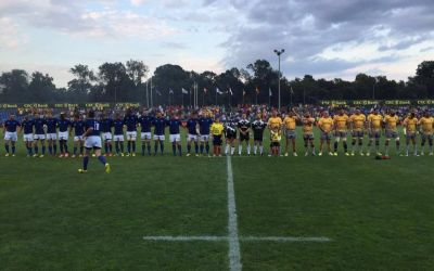 World Rugby Nations Cup: România-Namibia 20-8