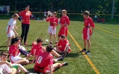 REPORTAJ / De pe parchet la catedră: povestea handbalistei Maria Radu, devenită profesoară de educație fizică