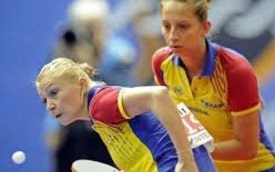 Echipa feminină de tenis de masă a României, calificată la Campionatele Europene din 2017