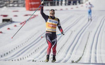 Martin Johnsrud Sundby a câștigat proba regină a schiului fond