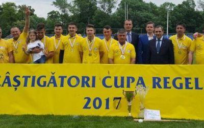 Frontiera Tomis Constanța a câștigat Cupa Regelui la oină