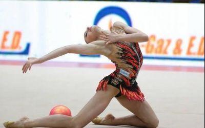 TVR transmite Europenele de gimnastică ritmică