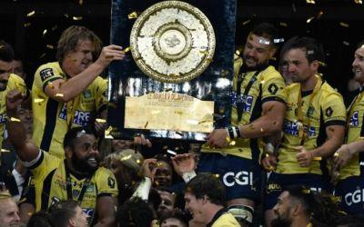 Clermont, campioană a Franței la rugby pentru a doua oară