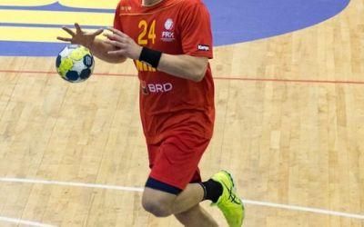 Interviu cu handbalistul Alexandru Bologa (HC Dobrogea Sud) despre cum a trecut de la fotbal la handbal și saltul profesional la Constanța