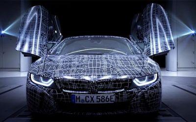 VIDEO / Teaser cu BMW i8 Roadster, ce va fi prezentat în toamnă la Frankfurt