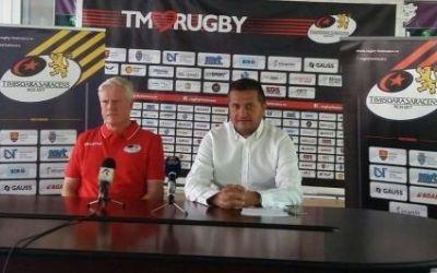 Australianul Matthew Brian Williams este noul antrenor al campioanei Timișoara Saracens